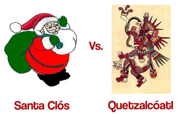 Resultado de imagen para Quetzálcoatl navidad