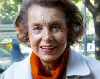 Foto de Liliane Bettencourt